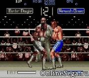 James Buster Douglas KO Boxing