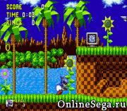 Metal Sonic in Sonic the Hedgehog (Beta)