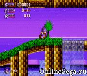 Pana Der Hejhog (Sonic 1 hack)